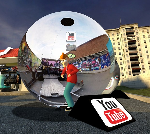 Anarchy Weeky First Issue! Featuring 360 YouTube Video Spheres