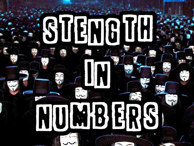 Anarchy Weekly Issue No. 3 - Strength in Numbers