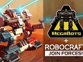 REAL LIFE ROBOT BATTLES! – Robocraft and MegaBots Inc join forces!
