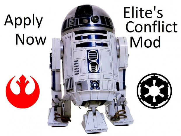 Expanding The Elite's Conflict Mod Team - 08/20/2015