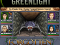Vote for Forgotten Forces now on Steam Greenlight!
