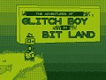 New game: The Adventures of Glitchboy in Bit land!