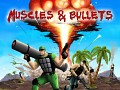Muscles and Bullets Announcement Trailer on Steam Greenlight