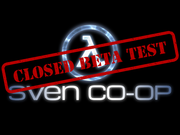 Sven Co-op Closed Beta Test - Signup Now!
