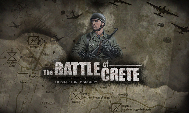 Battle of Crete 3.0 - 3.3