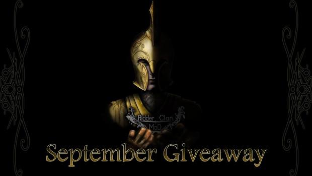 Ridder Clan Mod Giveaway!