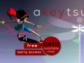 akeytsu, new 3D animation/rigging software on Steam Greenlight