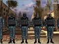 """A detachment of soldiers from the unit """"Berkut"""""""