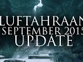 Luftahraan September Update Video