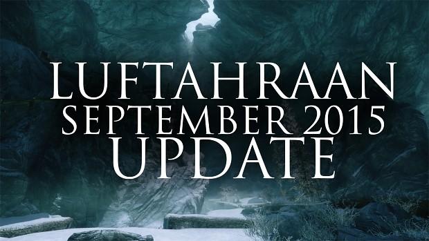 Luftahraan September Update Video