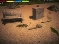 Development Spoiler 12# New Decorations and our 1st Competition