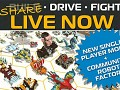 Robocraft: Share, Drive, Fight - Out Now!