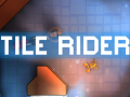 Tile Rider: The history of light and shadow in a small (but standing tall) game