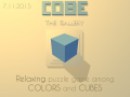 Cobe The Gallery - Relaxing puzzle game among colors and cubes