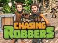 Beat goofy gnomes in Chasing Robbers!