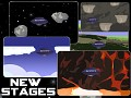 2 New Stages