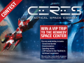 Update: Winners Announced! Experience Space in CERES and win a trip to the USA