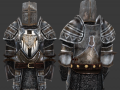 New knight armor