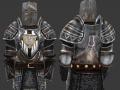 New knight armor