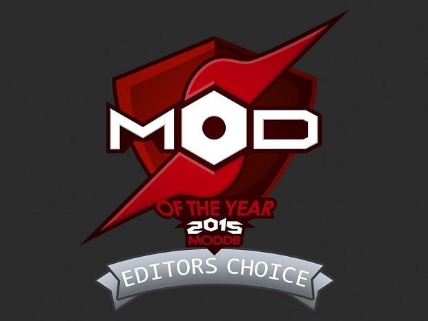 Editors Choice - Mod of the Year 2015