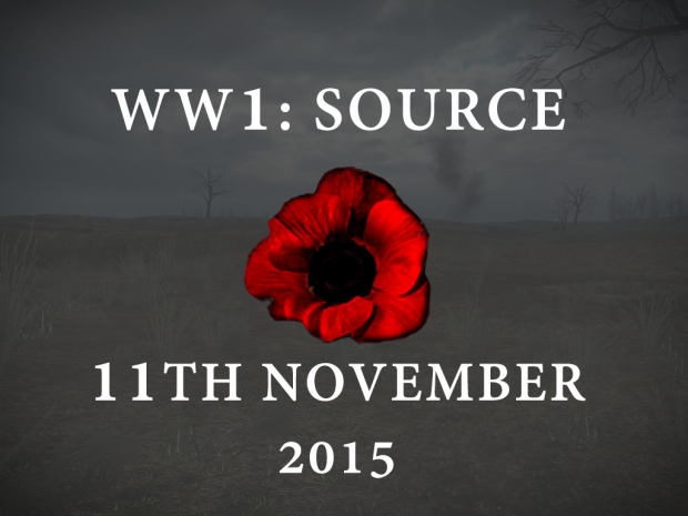 11th of November Update - Remembrance Day
