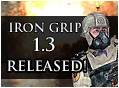 Iron Grip 1.3 RELEASES!