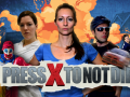The live-action FMV adventure Press X to Not Die is available on Steam and Xbox 360!