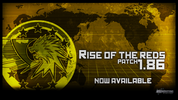 Rise of the Reds Patch 1.86 Released
