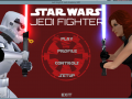 Star Wars:Jedi Fighter beta 2 footage