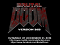 Brutal Doom v20b Trailer, Release Date Announced