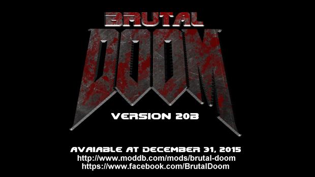 Brutal Doom v20b Trailer, Release Date Announced