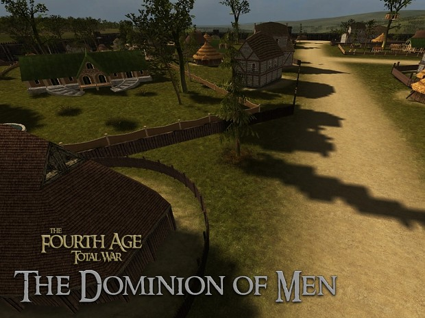 HOT: The Dominion of Men - Released!
