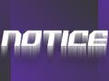 Notice - 01/03