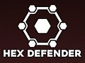 HEX DEFENDER - Tower Defense game with a few unique mechanics