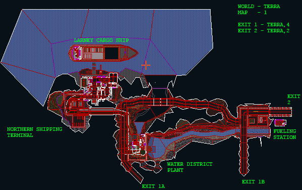 First Terra map complete, basicly