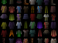 Nomadic Clothing, Tribal Clothing, Class Variation
