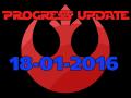 Progress Update 18-01-2016