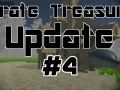 [Unity 5 puzzle fps game] Pirate Treasure update #4 (Health, new bullet & cheats)