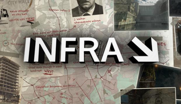 INFRA released!