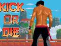 Kick or Die - A karate adventure of the best ninja fighting style