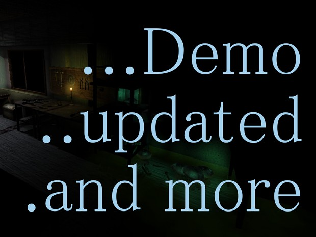 Month #34 dev. diary - big demo update, complete mod nearly ready!