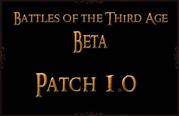 BotTA BETA - 1.0 Patch