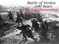 Verdun Centenary