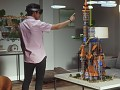 Microsoft HoloLens Demo Video Shows UI And Start Menu