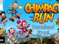 Chimpact Run sprints onto the Amazon App Store