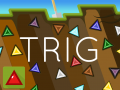Trig - an addictive triangular puzzle game (iOS/Android)