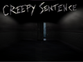 "The plot of ""Creepy Sentence"""