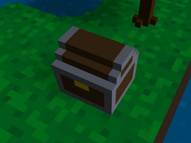 Adding an Item Container to a Map