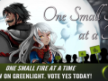 "Vote for ""One Small Fire at a Time"" on Steam Greenlight!"