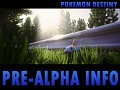 Pre-Alpha Update [Pokemon Destiny]